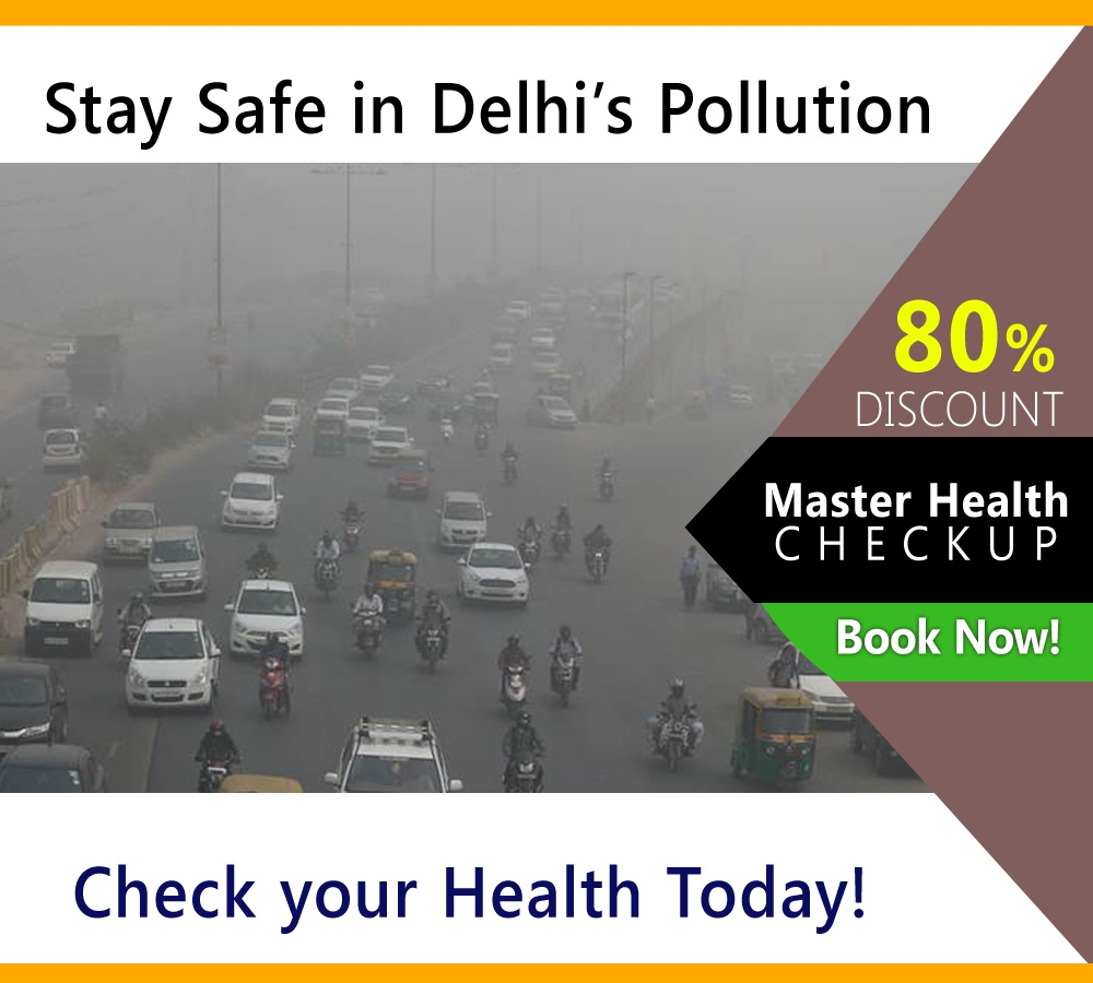 Master Health Checkup in Delhi