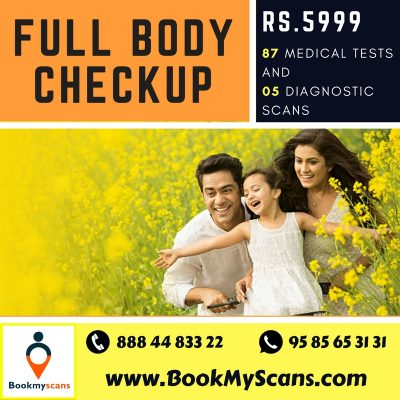 Full Body Checkup bangalore