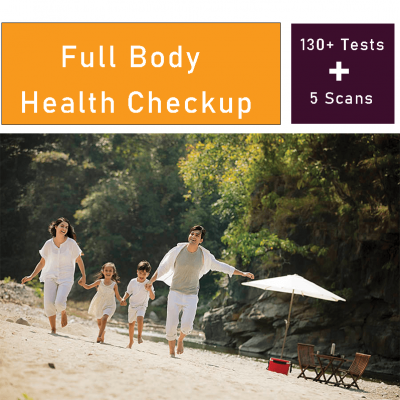 Full body health checkup bangalore