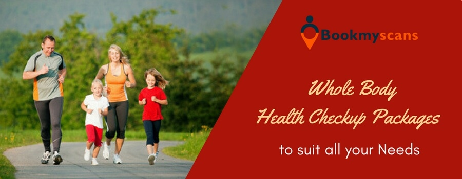 Whole Body Health Checkup Packages
