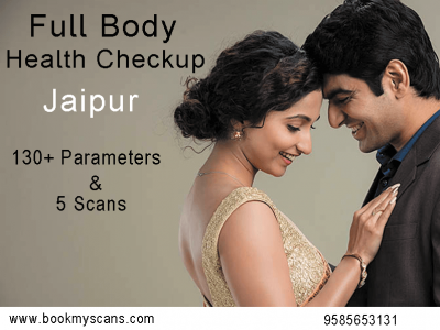 Full body master health checkup jaipur